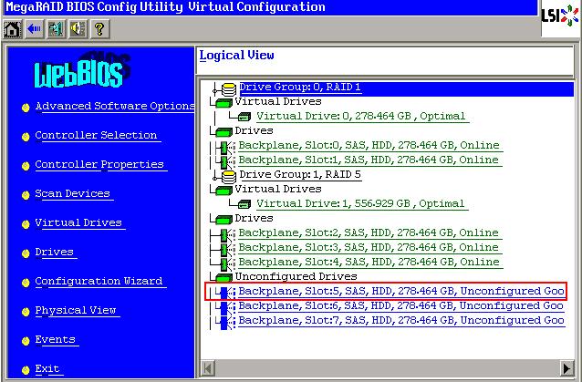 管理热备盘华为raid0 raid1做热备盘 华为LSI SAS2208 华为hx321 添加热备盘