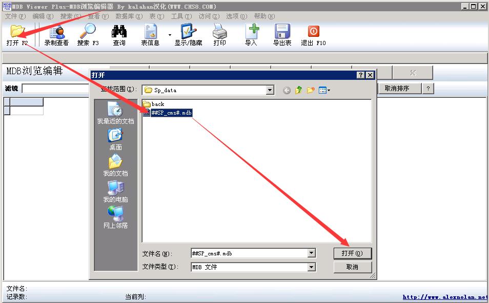 MDB Viewer Plus access数据库编辑工具 支持密码